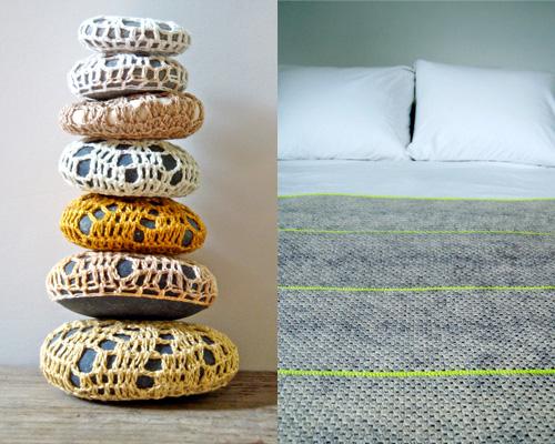 purl bee crochet stones granny stripe blanket