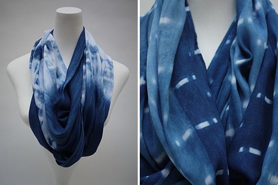 job & boss scarves