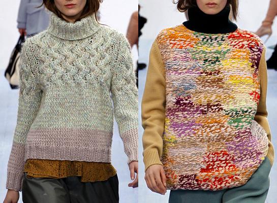 Best of Fall 2012: A sweater retrospective