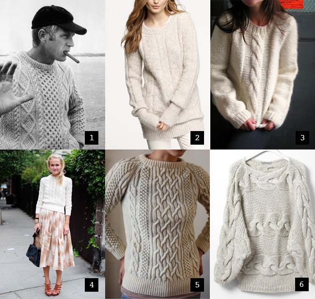 Quest For The Perfect Aran Sweater Fringe Association