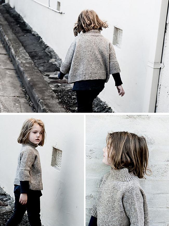 rubble sweater knitting pattern