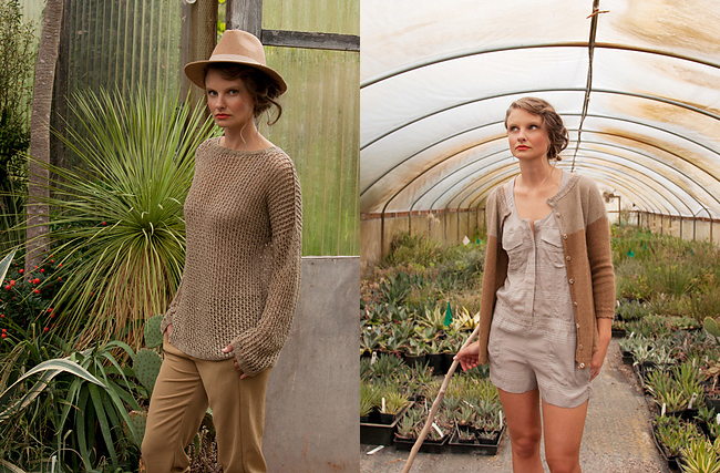 New Favorites: Shibui's Spring Sweaters