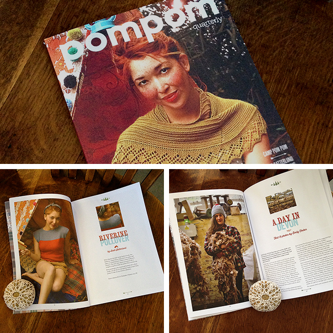 Pom Pom Quarterly issue 5 - Camp Pom Pom - now available at Fringe Supply Co