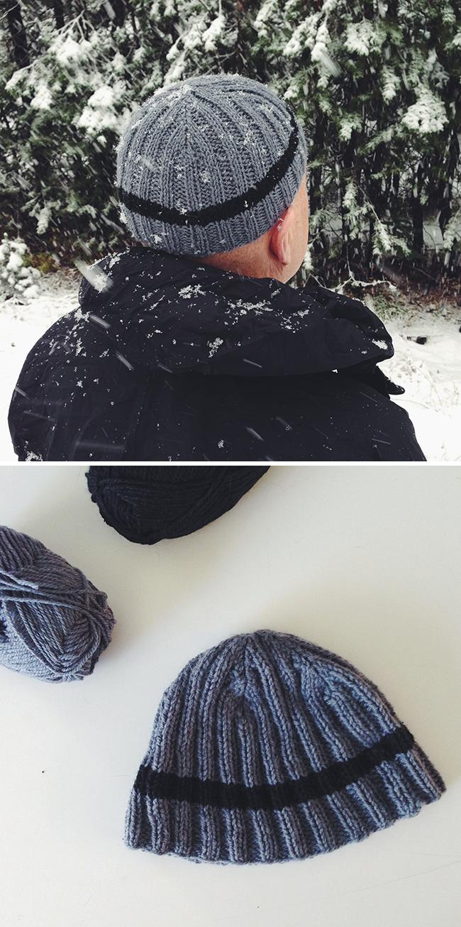 custom knitted skullcap