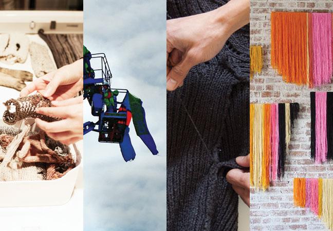Martha McQuade Gridjunky yarn bomb Pittsburgh bridge