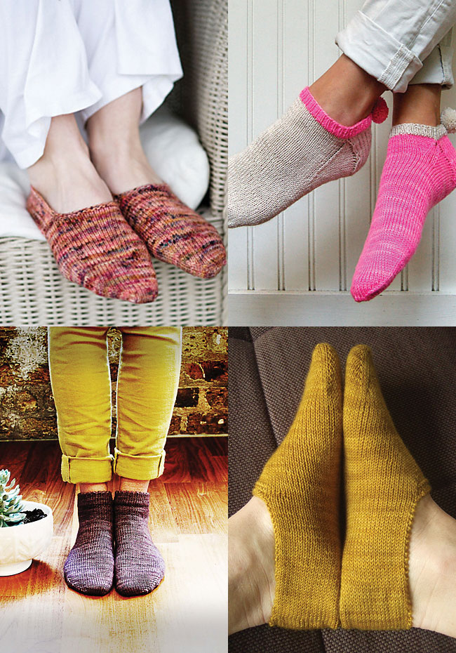 New Favorites: Footie socks Fringe Association