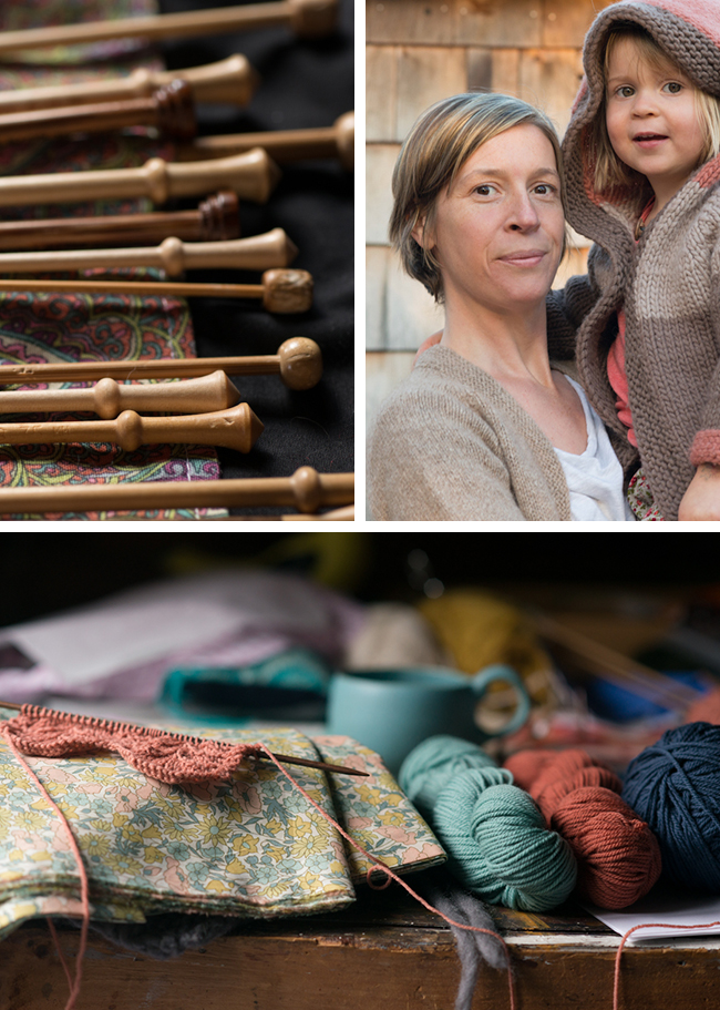 Our Tools, Ourselves: knit designer Carrie Bostick Hoge