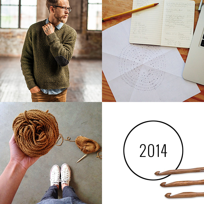 New Year's knitting resolutions