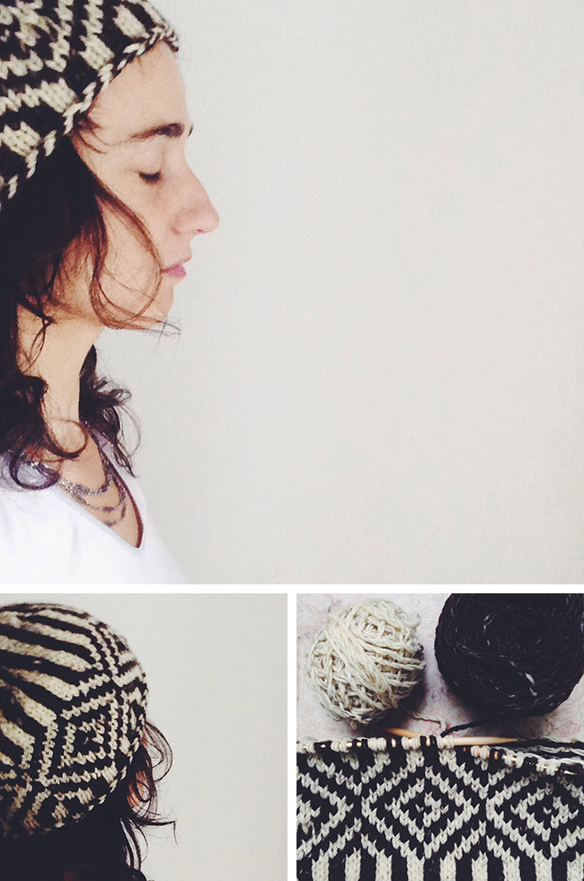 New Favorites: Rosa Pomar's blanket hat