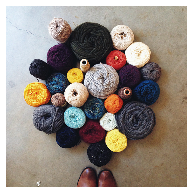 Q for You: Does having a yarn stash work for you?