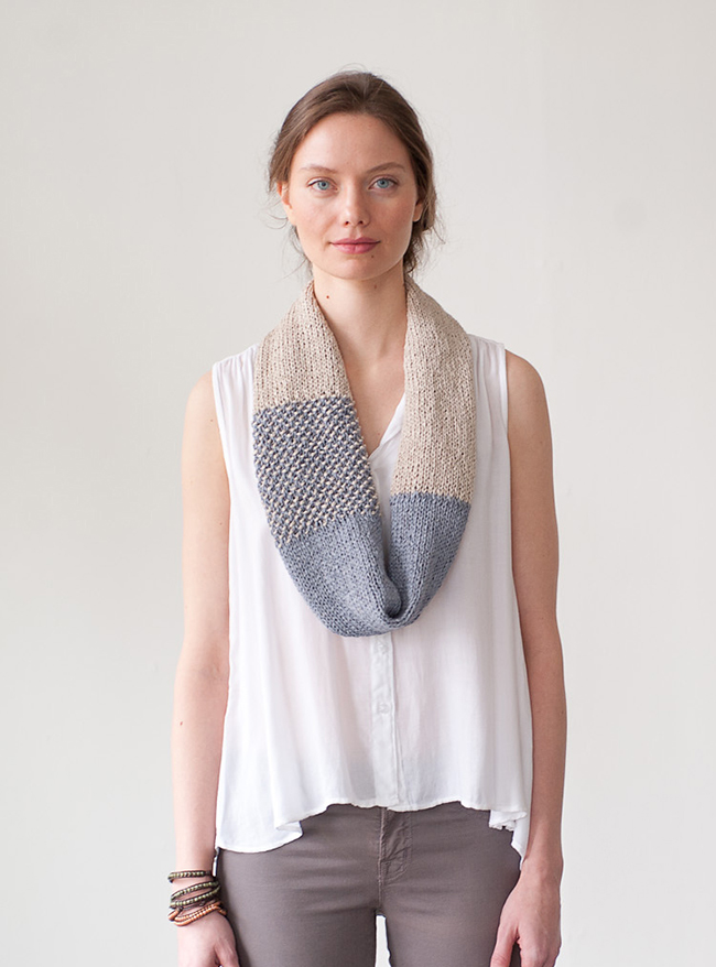 New Favorites: Alicia Plummer's clever summer cowl