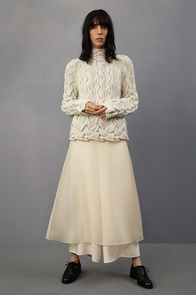 First of the best sweaters of Resort 2015: The Row