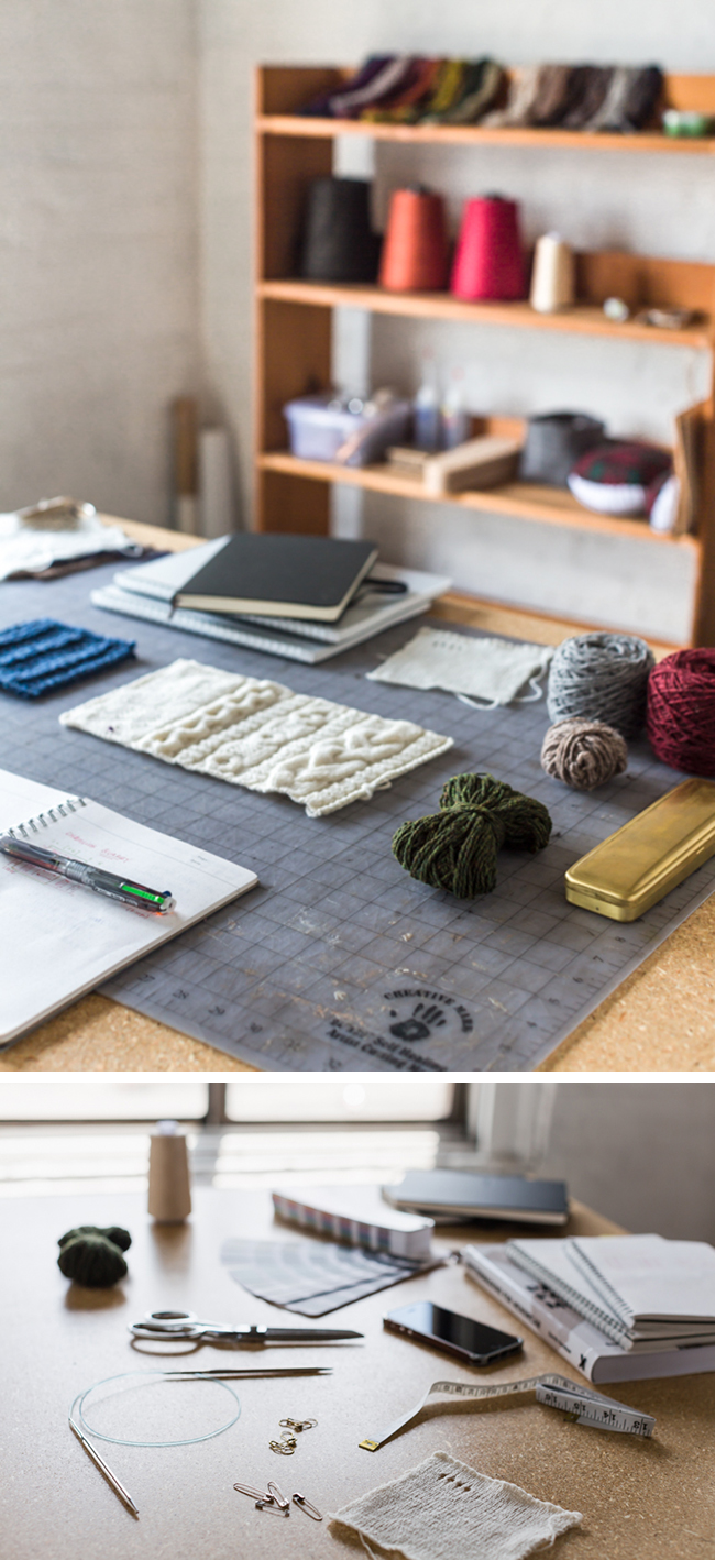Our Tools, Ourselves: Jared Flood (Brooklyn Tweed)