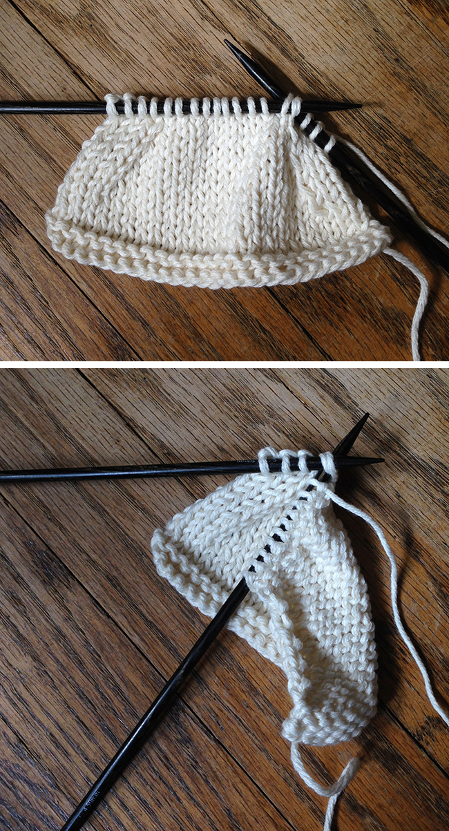 Knitting Increases Left And Right : Hot tip remember right vs left leaning stitches fringe