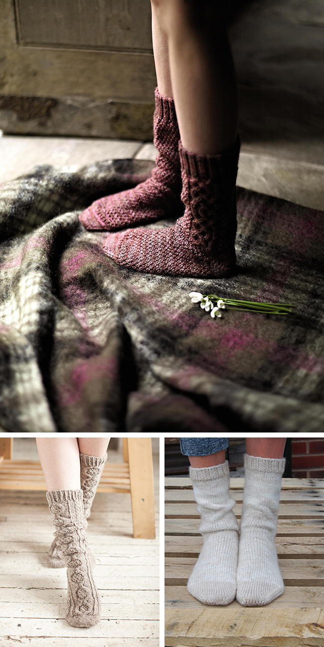 New Favorites: House socks redux