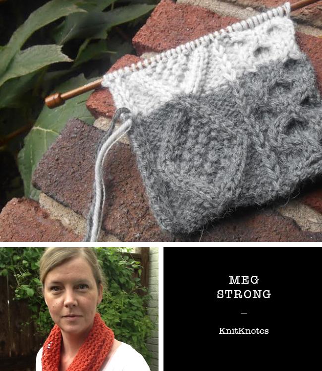 Amanda knitalong: Meet the Panel!