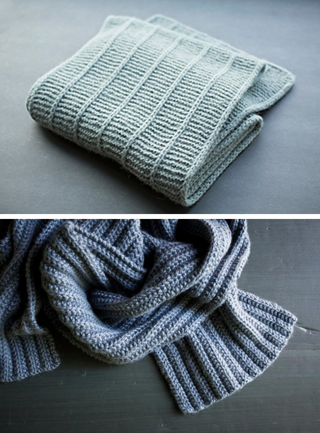 New Favorites: Simple scarf patterns