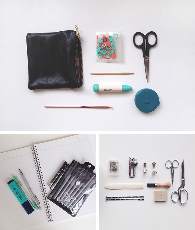 Our Tools, Ourselves: Jen Beeman (Grainline Studio)