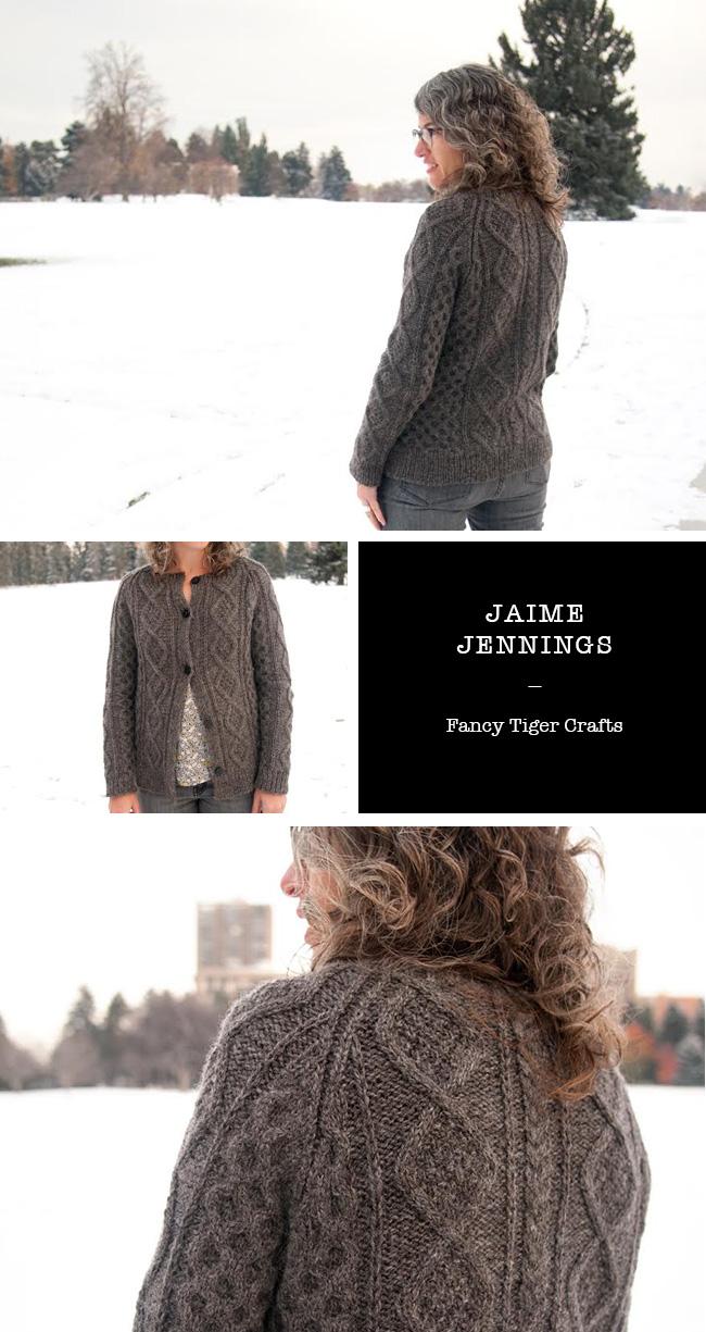 FO No. 1: Jaime Jennings' Amanda cardigan