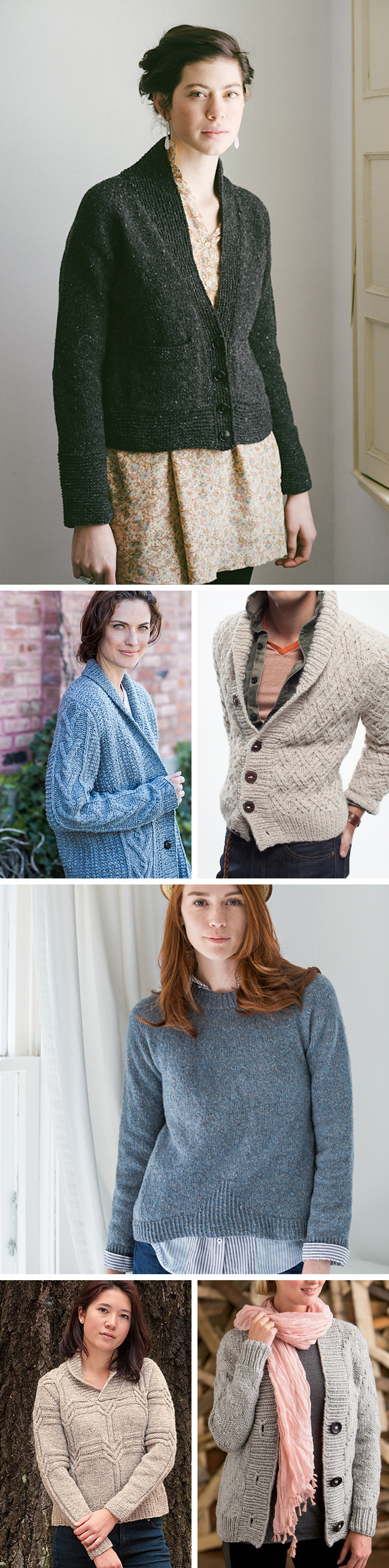 Winter wardrobe fix, part 2: Quick(er) sweaters