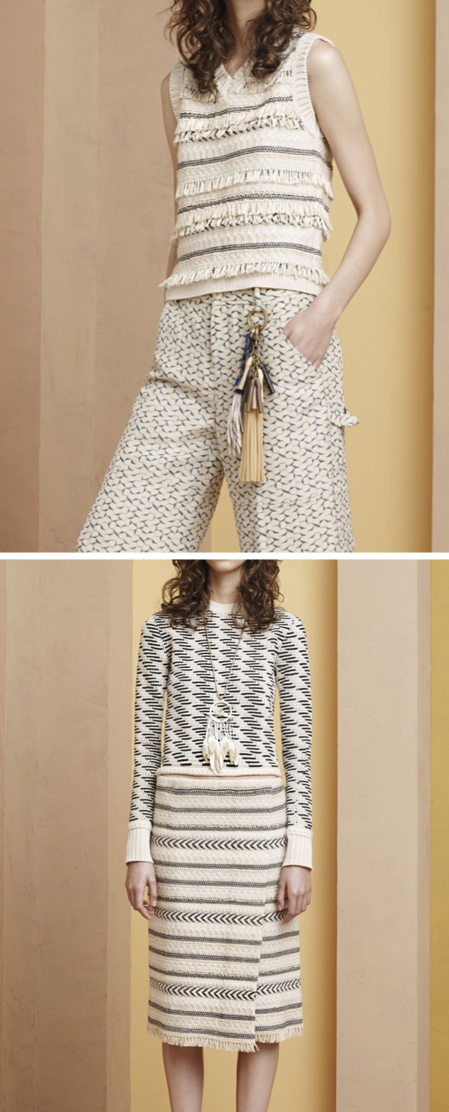 Best of the Best Knits of Resort 2016: Tory Burch