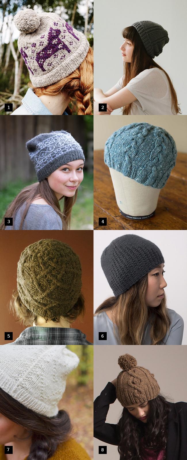 Best new hat patterns — Fall \'15 | Fringe Association