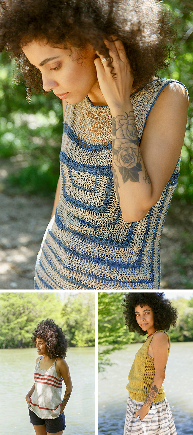New Favorites: The tanks of Pom Pom summer