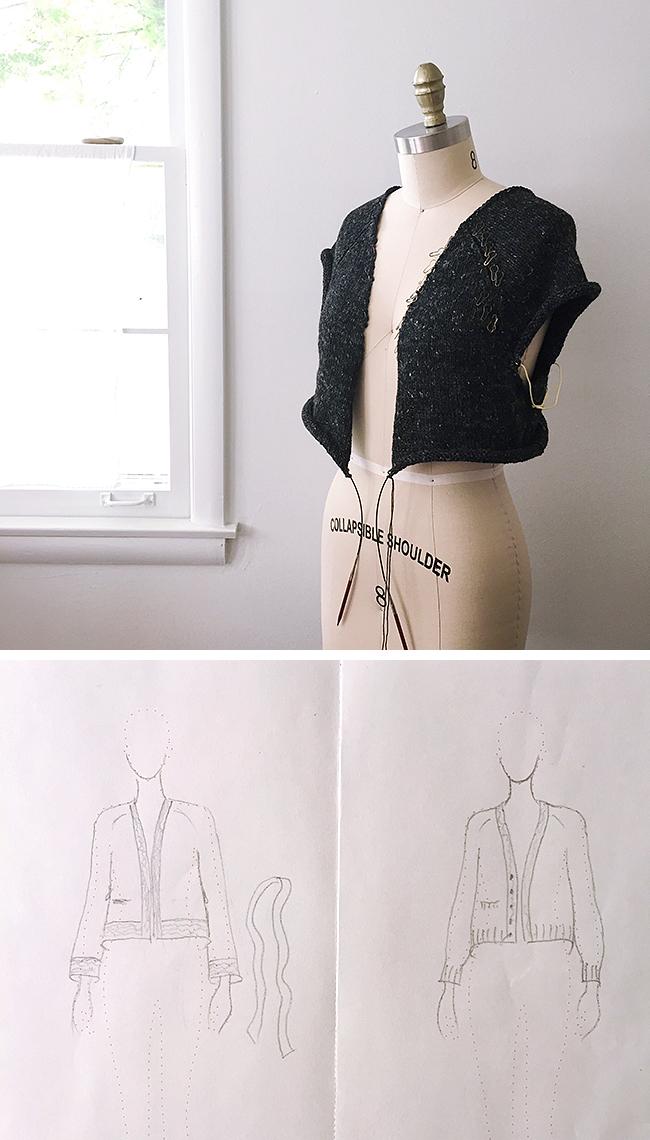 The handmade wardrobe conundrum