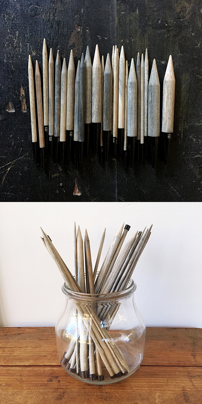 "Top 10 ways to improve your knitting life this holiday season: Lykke ""Driftwood"" needles"