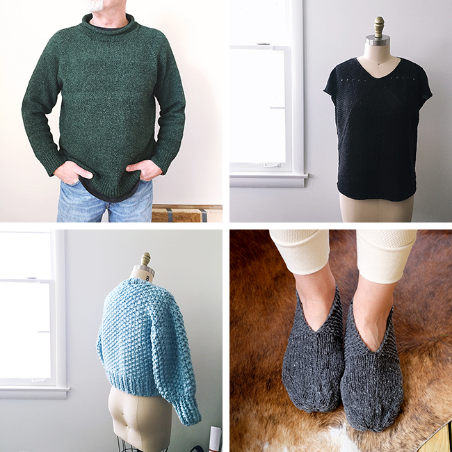 2016: My knitting year in review