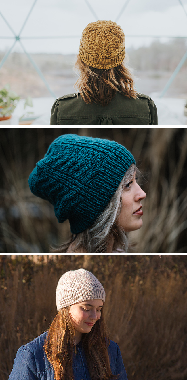 New Favorites: Chevron hats
