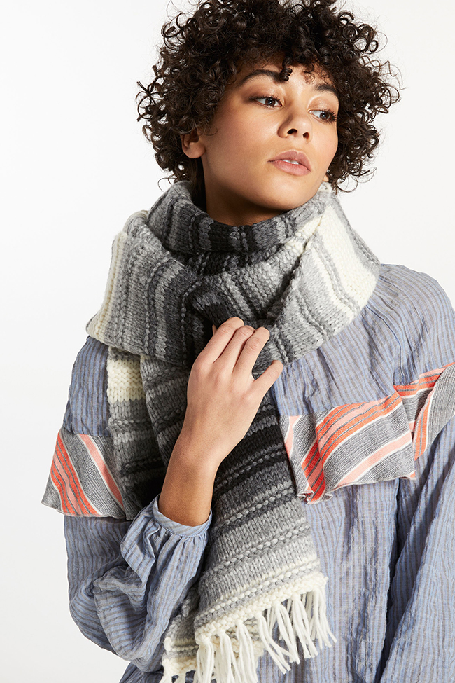 The rest of the Best of Fall 2017: Scarf season