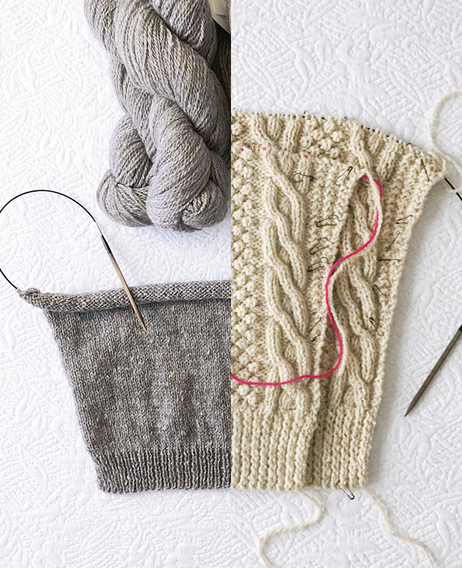 Q for You: What\'s your knit-stitch happy place? | Fringe Association