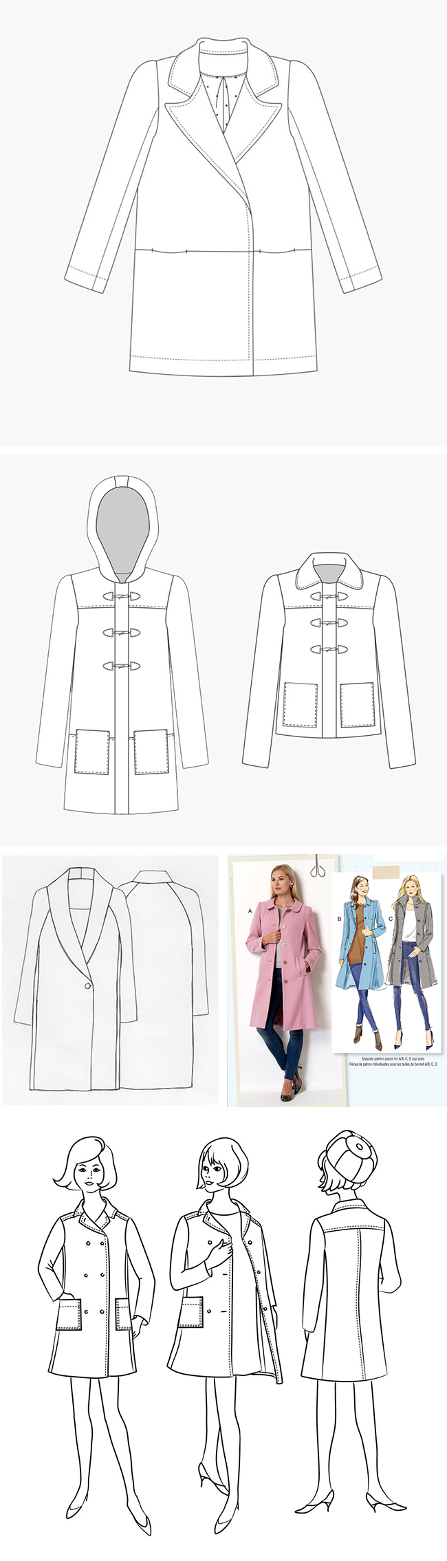 Make Your Own Basics: The coat