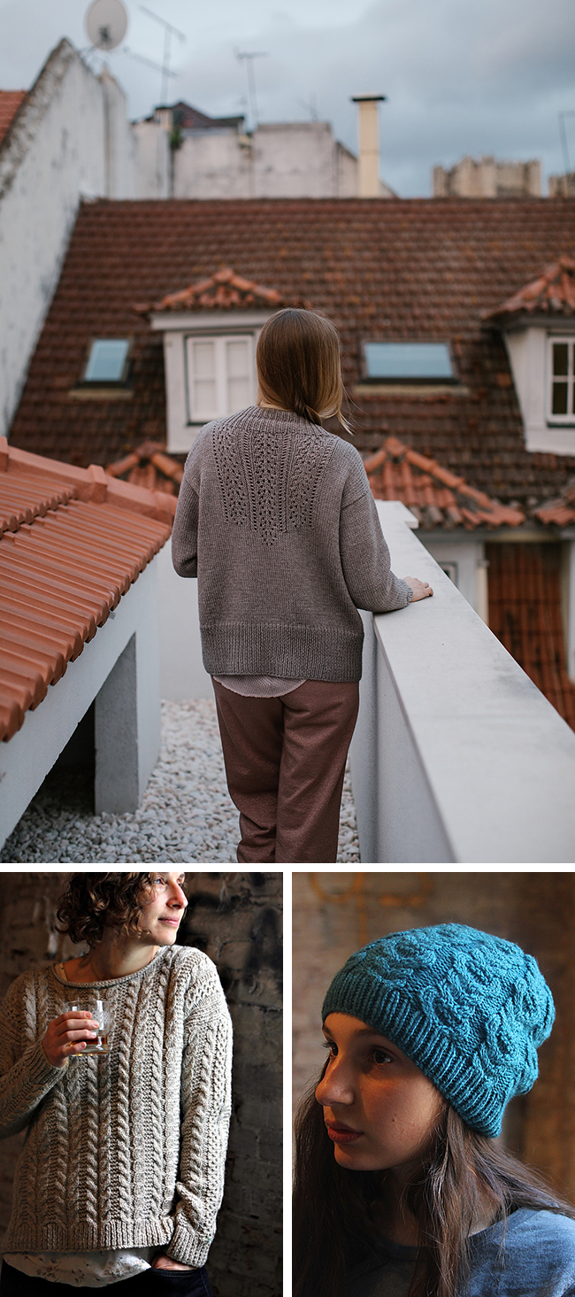 New Favorites: Thea Colman knitting patterns