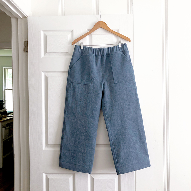 Recycled pants (2018 FO-14)