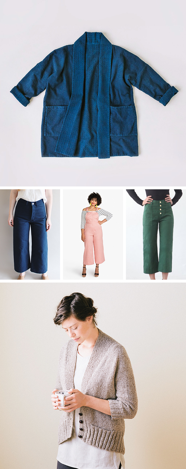 "Popular patterns and ""late"" starts for the Summer of Basics"