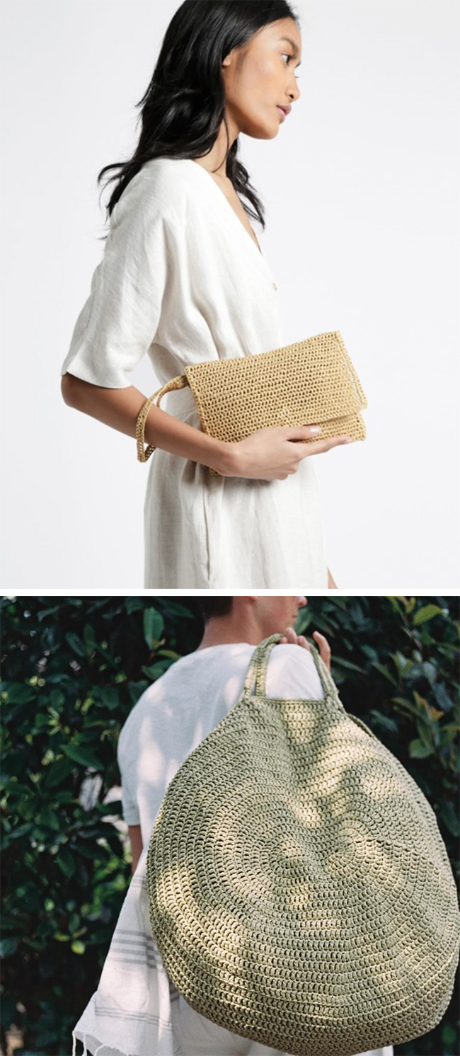 New Favorites: Summer bags, big and small