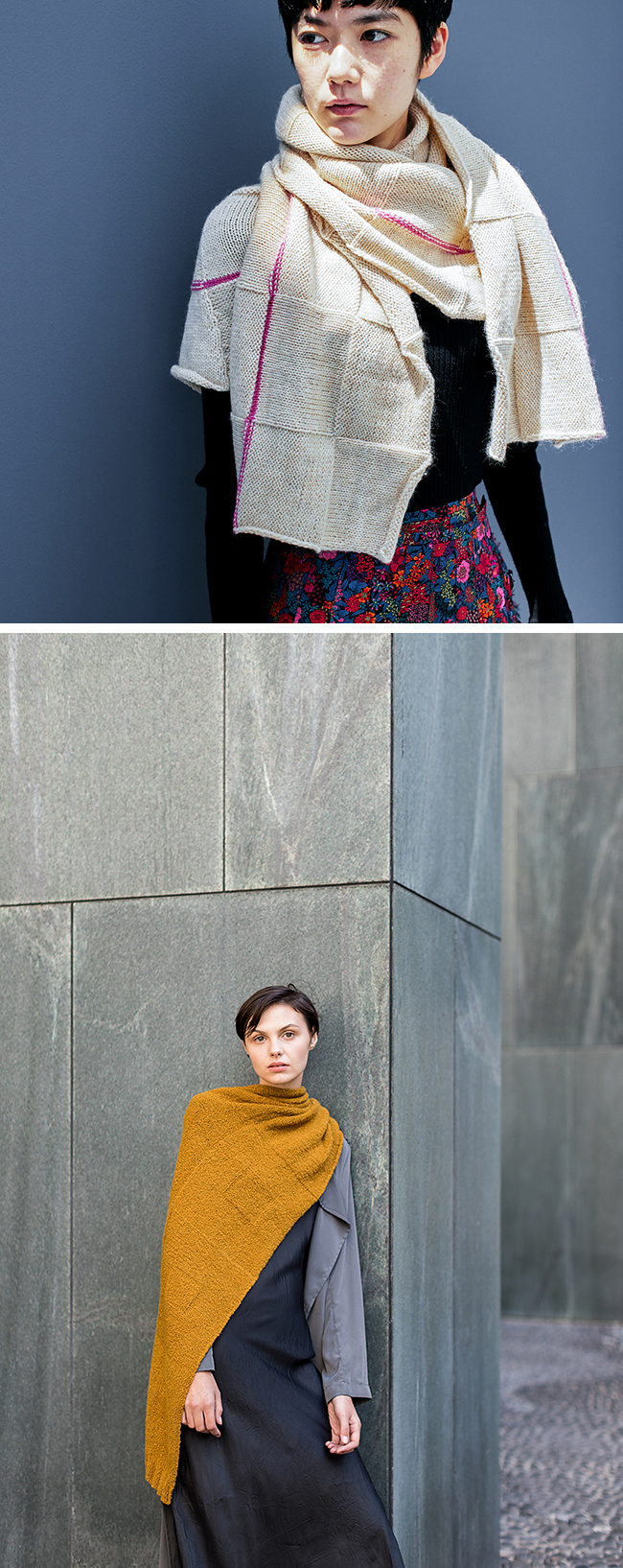 New Favorites: All square (knitting patterns)